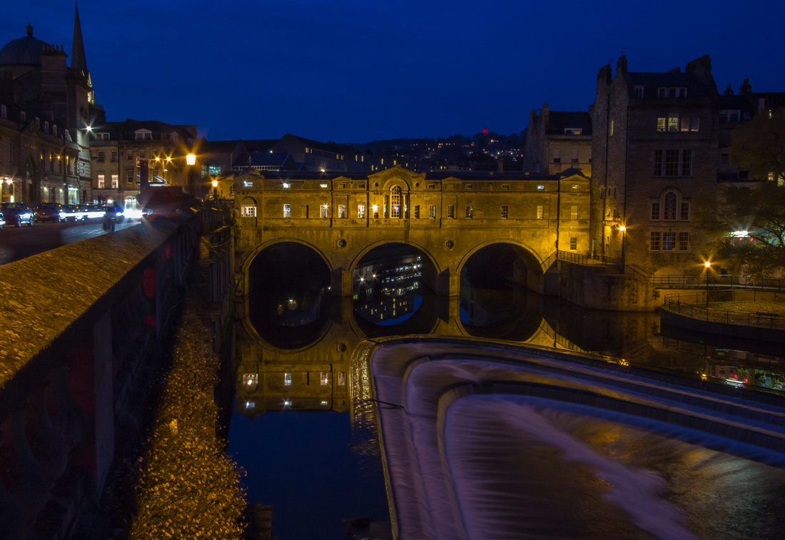 Pulteney Bridge Bath Beata Cosgrove Photography_2