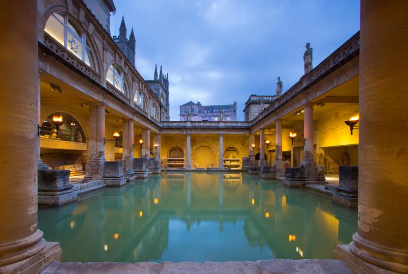 Roman-Baths-Beata Cosgrove-photographer- Bath