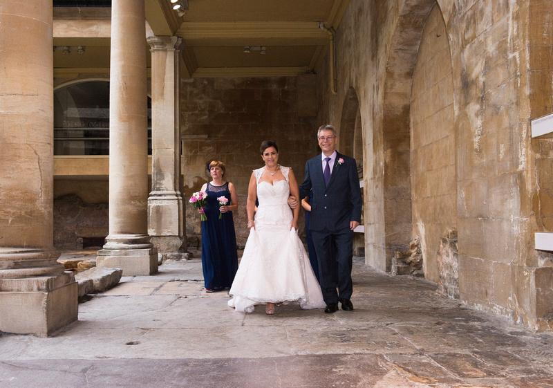 27.Wedding R&J. The Roman Baths.Beata Cosgrove Photography
