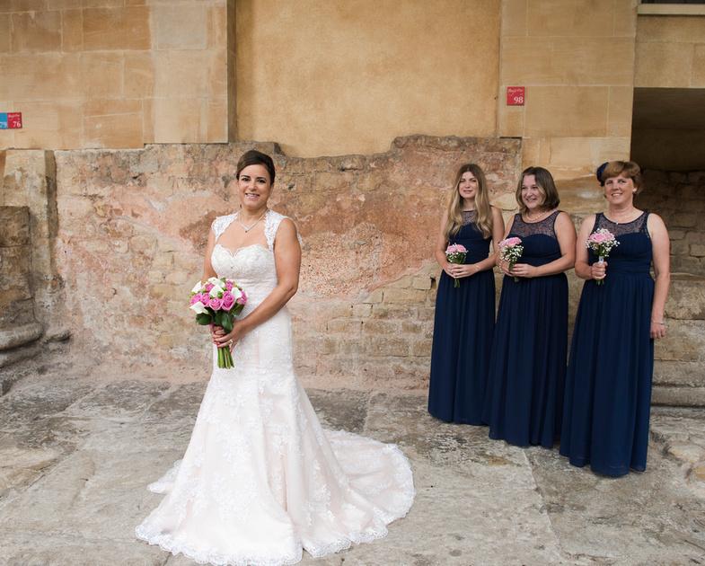63.Wedding R&J. The Roman Baths.Beata Cosgrove Photography