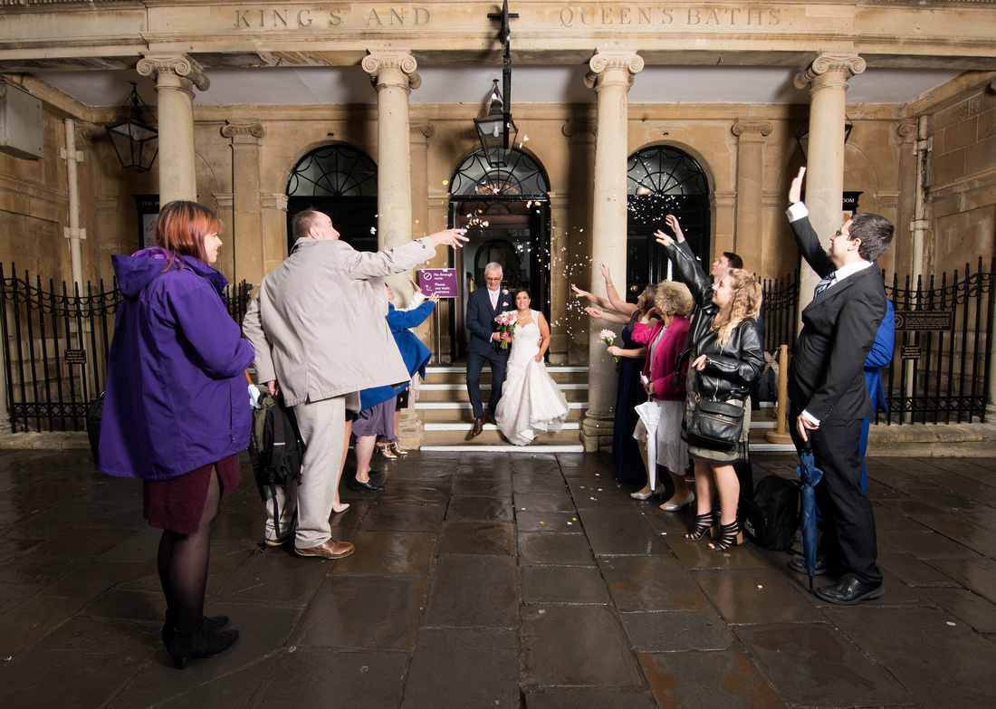 72.Wedding R&J. The Roman Baths.Beata Cosgrove Photography