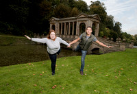 35.Secret Proposal. Prior Park. National Trust.Beata Cosgrove Photography
