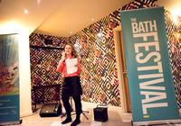 Welcome talk. Bath Festivals. Beata Cosgrove Photography