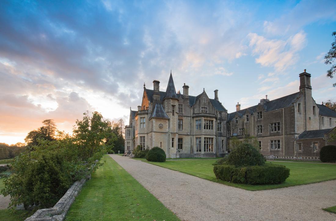 Orchardleigh House. Wedding venue. Beata Cosgrove Photography