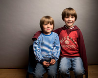 Brothers. Portrait Photography in Bath