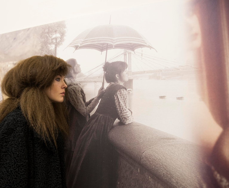 Bath in Fashion Catwalk model.Beata Cosgrove Photography