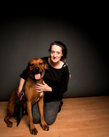 Dog and pet portrait photographer Beata Cosgrove, Bath