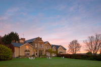 Homewood Park at sunrise. Wedding and event photography in Bath by Beata Cosgrove_5186